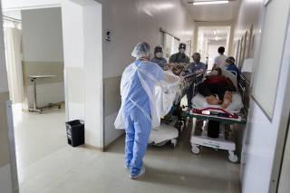 UTI em Hospital de Araraquara