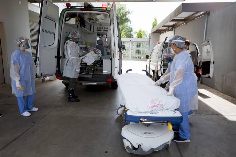 Araraquara vê disparada de casos de Covid-19 após circulação de nova variante