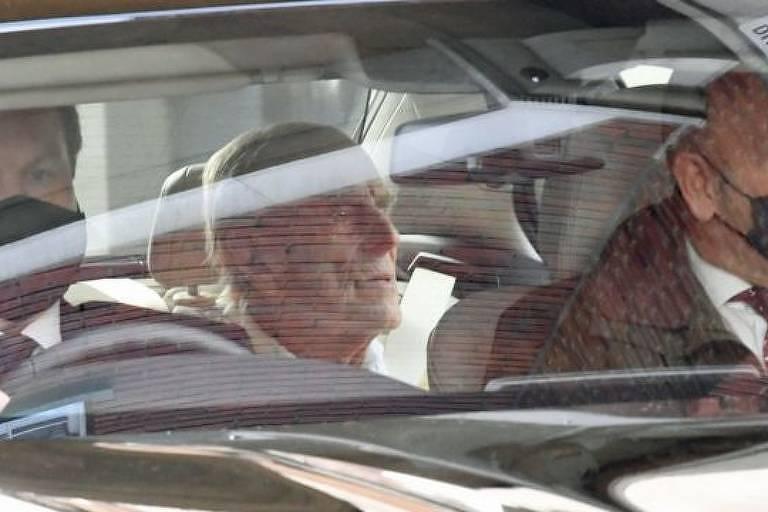 Príncipe Philip voltou para o Castelo de Windsor após tratamento cardíaco