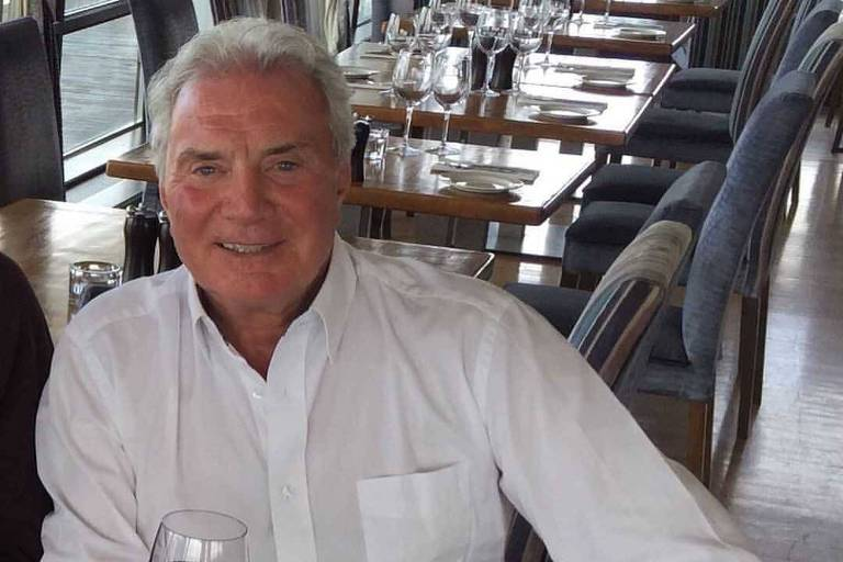 Jim Dornan, pai de Jamie Dornan