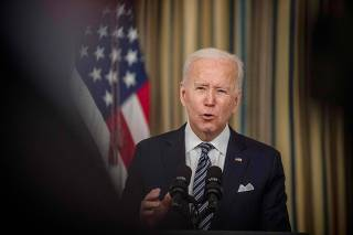 Biden delivers remarks on implementation of American Rescue Plan