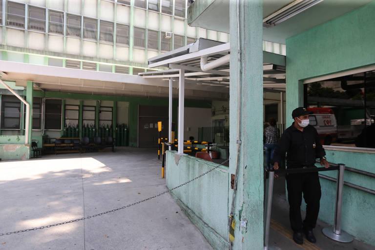 Superlotado, hospital municipal da Mooca deixa de atender pacientes