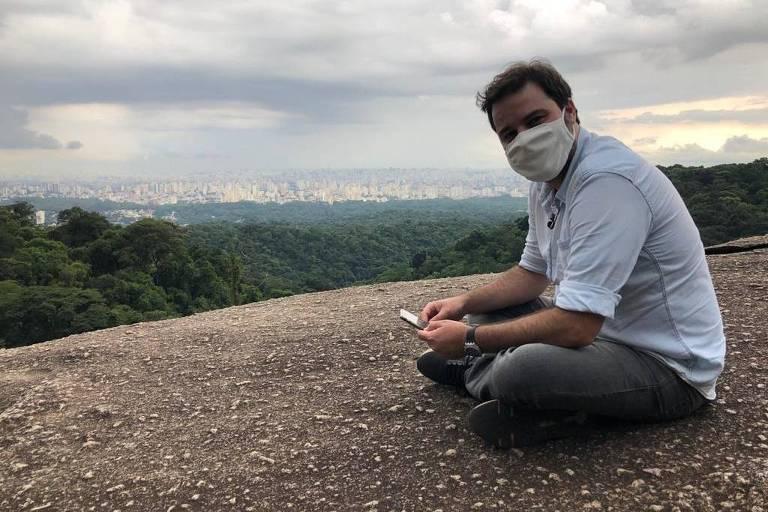 Filippo Mancuso, repórter do Globo Repórter