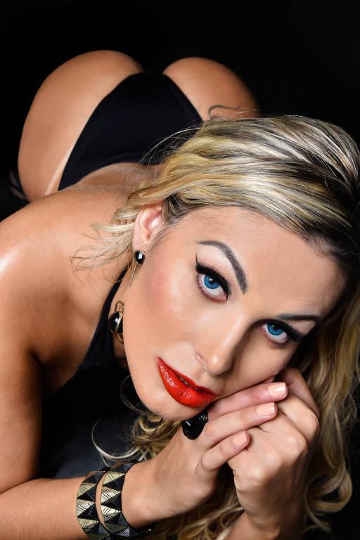 Imagens da modelo Andressa Urach