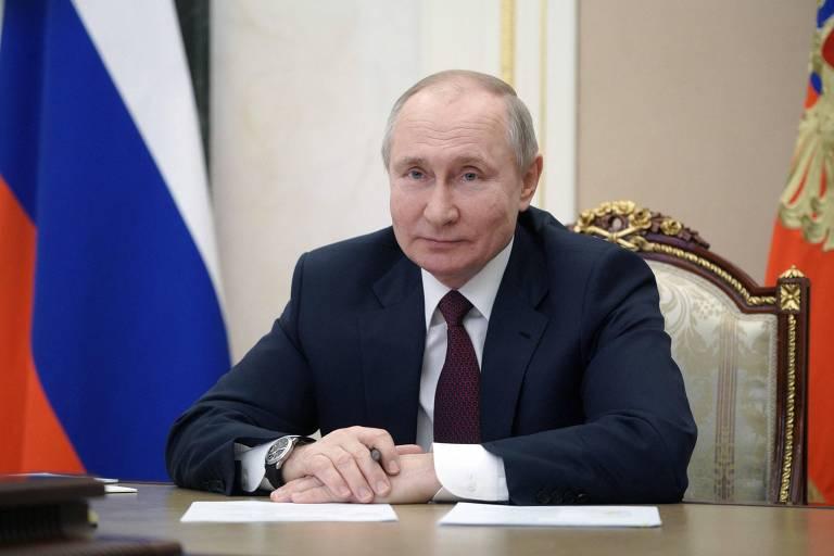 Putin ironiza ofensa de Biden e propõe debate ao vivo com líder americano