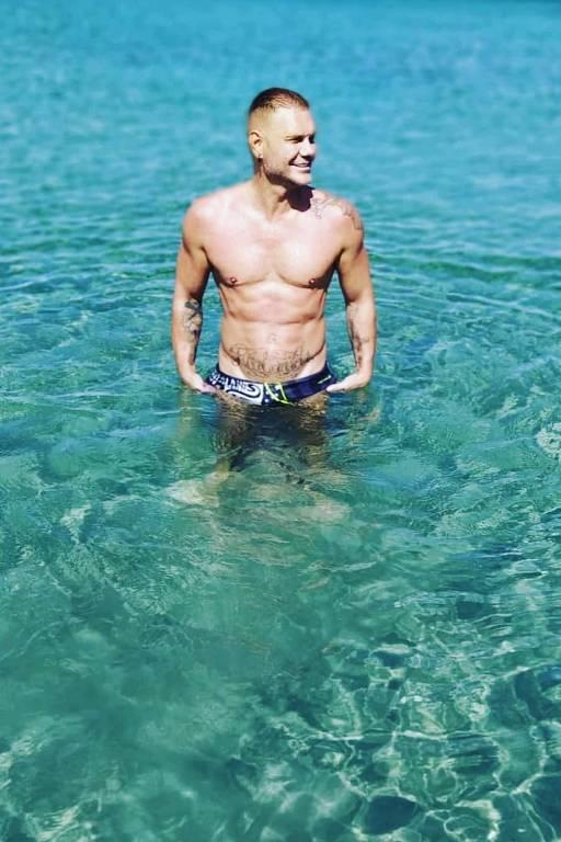Imagens do ator Nacho Vidal