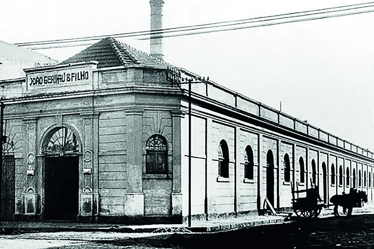 1901, Gerdau