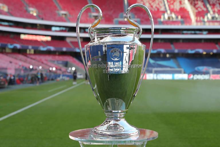 Champions terá Bayern x PSG nas quartas de final; veja os jogos