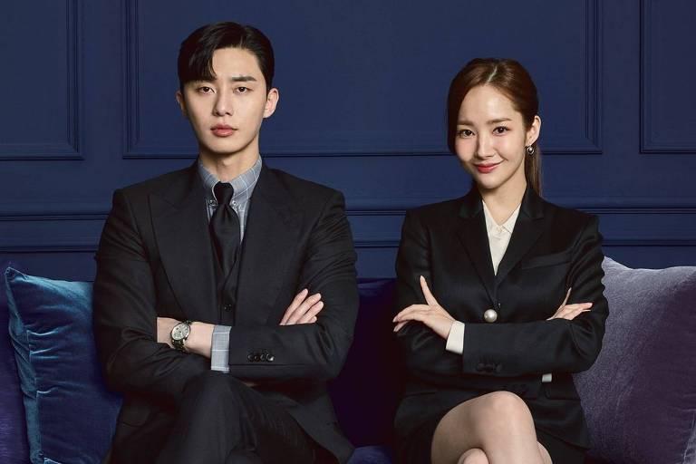"""""""O Que Houve com a Secretária Kim?"""", novela sul-coreana disponível no streaming Viki"""