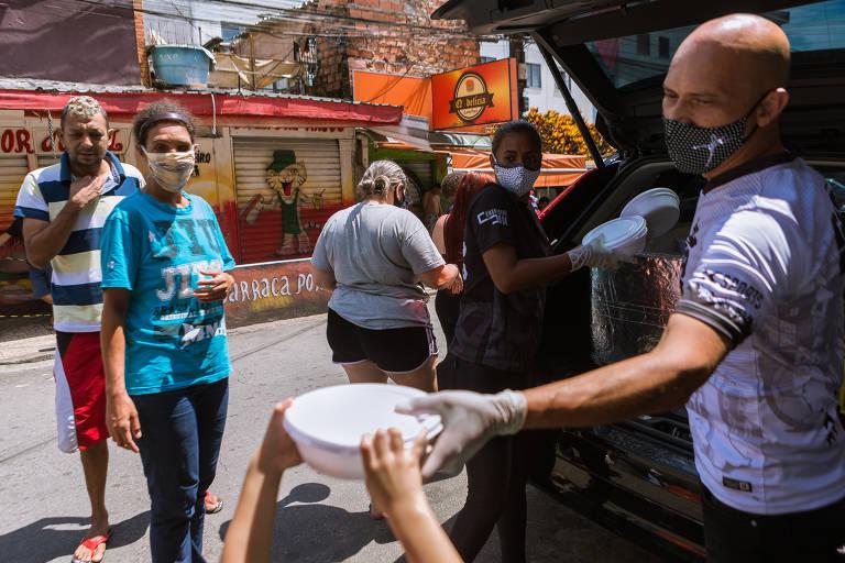 Pandemia gera R$ 7 bilhões em doações e muda investimento social privado
