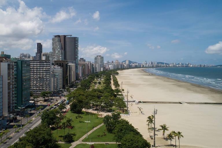 Feriadão na capital preocupa prefeitos da Baixada Santista