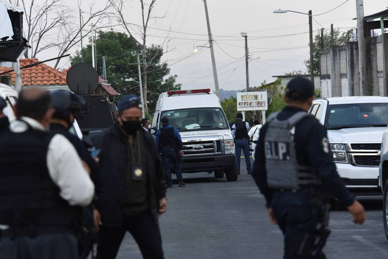 Em pior ataque dos últimos anos, atiradores matam 13 policiais e agentes em emboscada no México