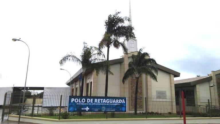 Araraquara usará igreja para ampliar leitos para pacientes com Covid-19