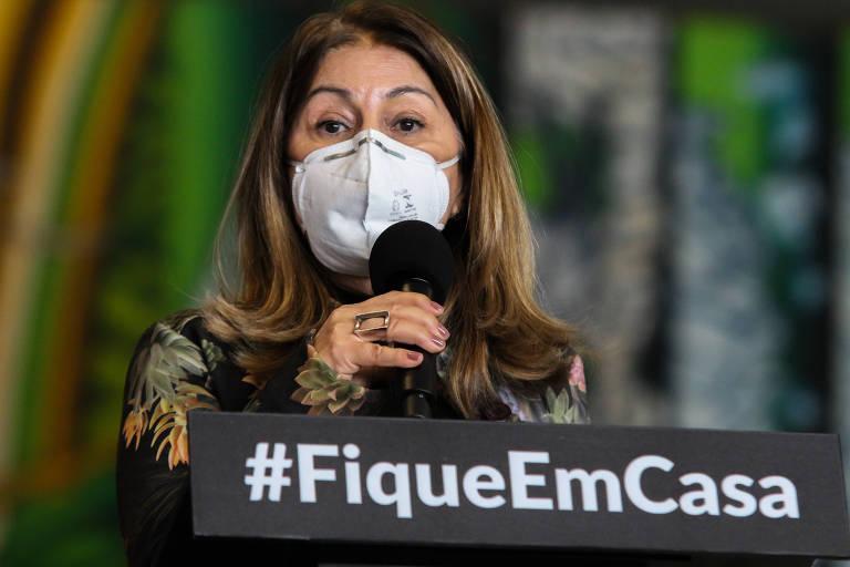 Maria Cristina Megid, diretora do Centro de Vigilância Sanitária do estado de São Paulo