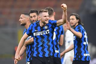 Serie A - Inter Milan v Atalanta