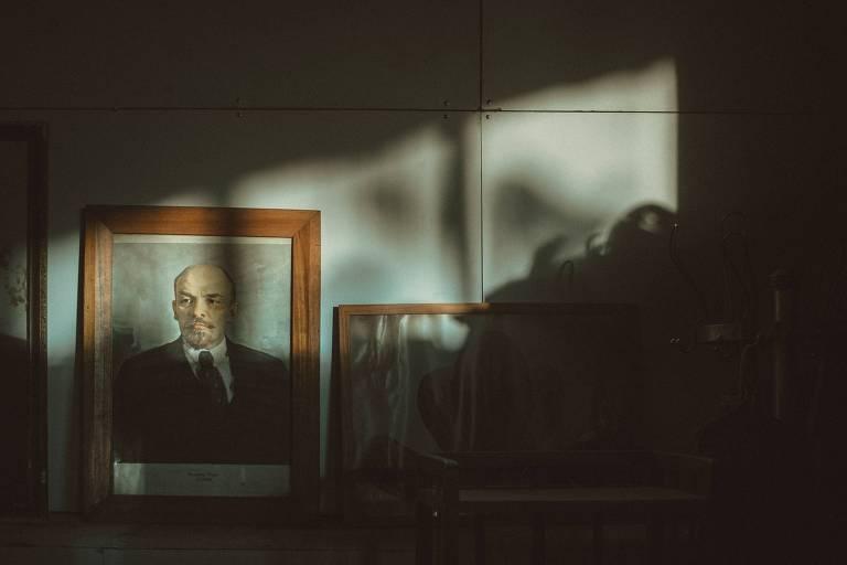Voltaire de Souza: O fantasma do comunismo
