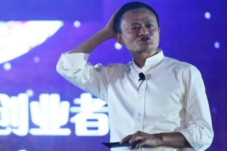 Jack Ma parece ter perdido apoio dos líderes chineses