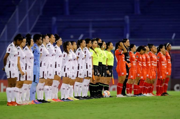 Final da Libertadores feminina de 2020