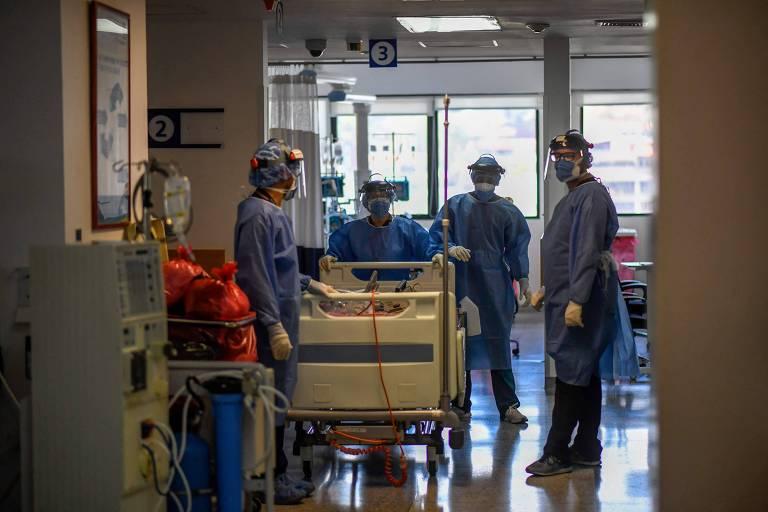 Venezuela anuncia 'quarentena radical' de 14 dias para frear variante brasileira do coronavírus