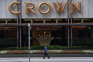 Crown Resorts says received takeover bid from Blackstone