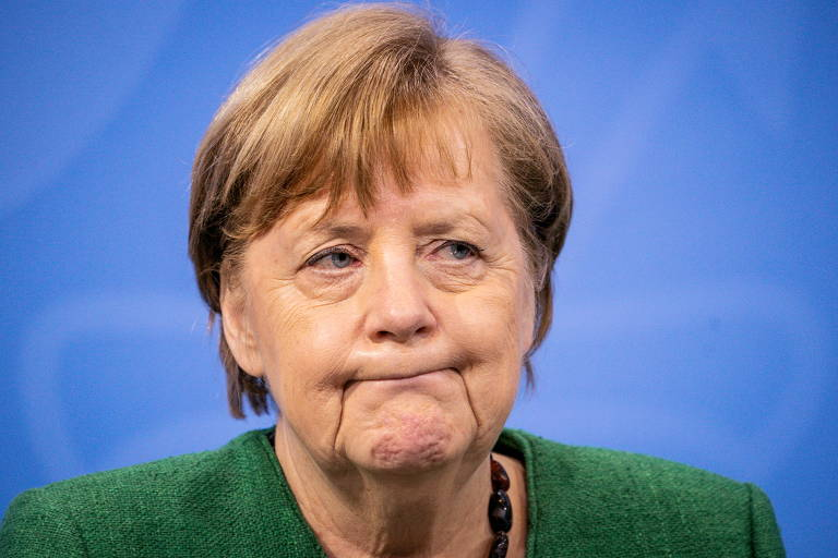 Merkel fala em 'nova pandemia' e baixa confinamento total na Páscoa