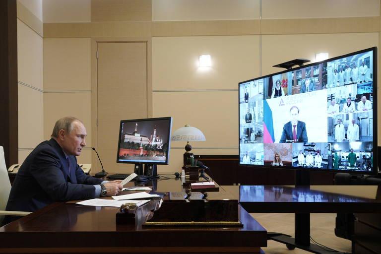 Putin, vacinas e a Casa Comum Europeia