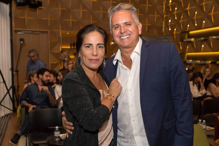 Marido de Gloria Pires, cantor Orlando Morais é internado com Covid