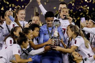 Women's Copa Libertadores - Final - America de Cali v Ferroviaria