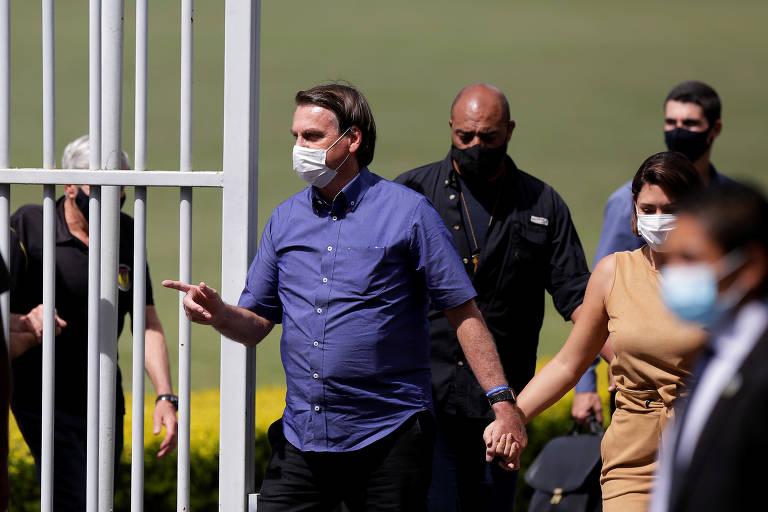 Rejeição em disparada reduz bônus de Bolsonaro para a reeleição