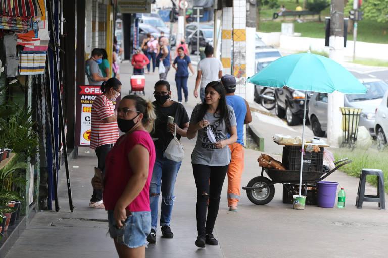 São Paulo completa um ano em quarentena