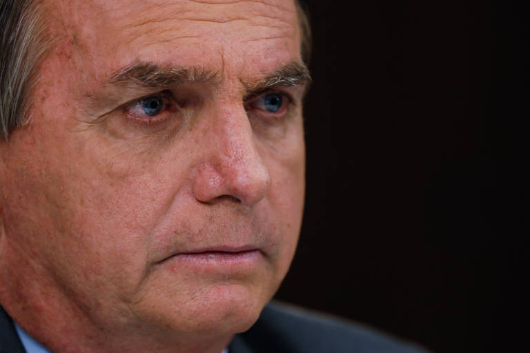 Veja fotos do pronunciamento do presidente Jair Bolsonaro