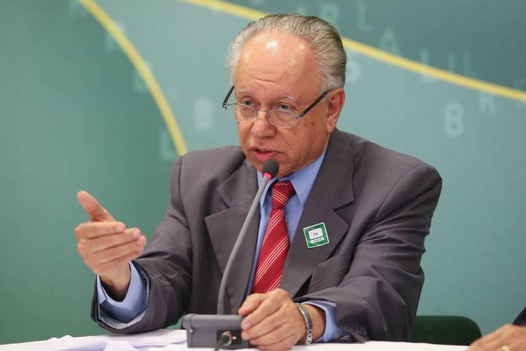 Morre líder do PC do B e ex-deputado Haroldo Lima, 81, após complicações da Covid