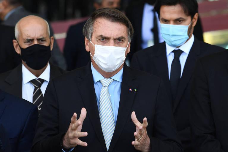 Sem frear Bolsonaro, 'pacto nacional' interessa mais a ele do que ao país