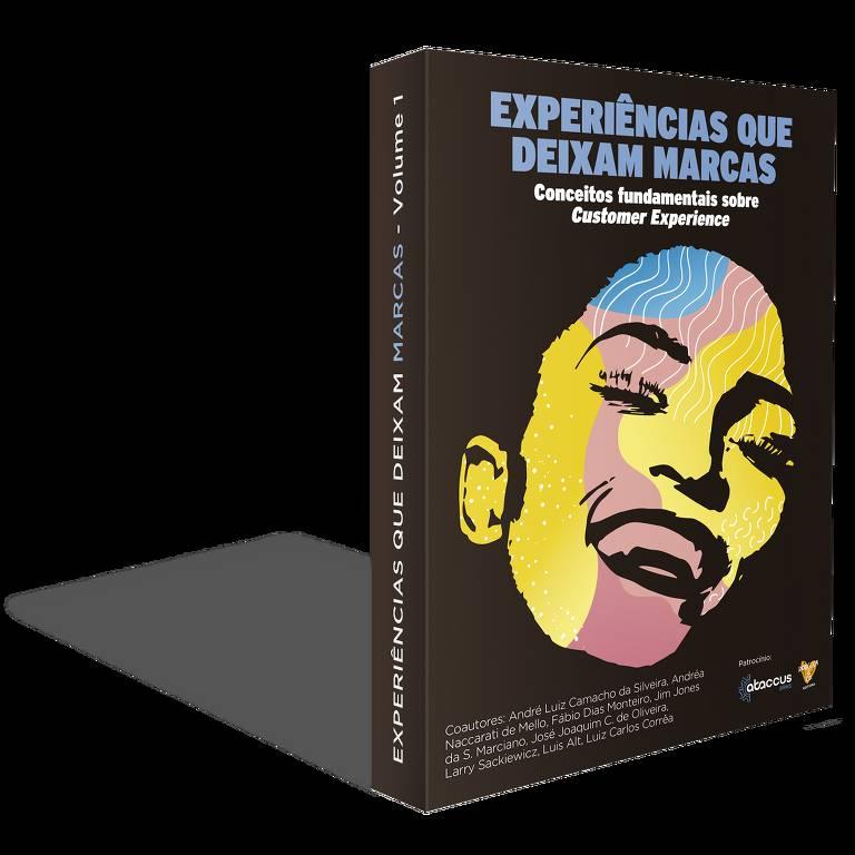 "Capa do livro ""Experiências que Deixam Marcas – Conceitos Fundamentais sobre Customer Experience"""