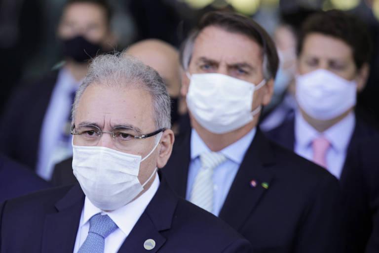 Governo Bolsonaro pagou R$ 193 mi antecipados a empresa e não comprovou recebimento de máscaras