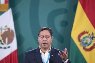 MEXICO-CIUDAD DE MEXICO-BOLIVIA-LOPEZ OBRADOR-VISITA