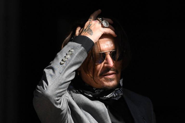 Johnny Depp tem recurso negado em ação que o acusou de 'espancador de mulher'
