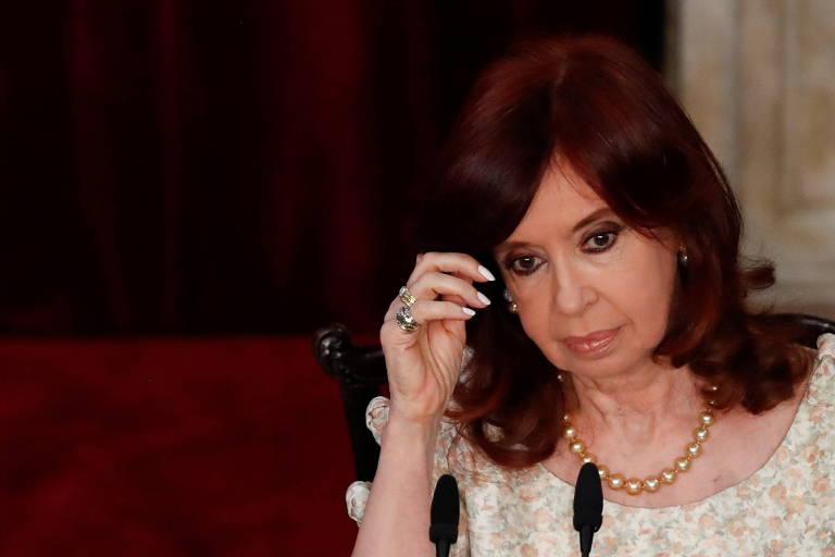 Cristina Kirchner diz que Argentina não tem como pagar FMI