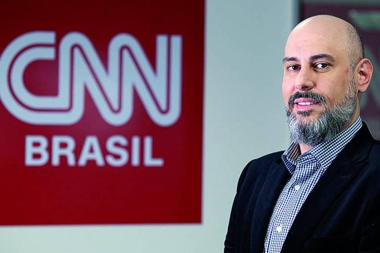 Douglas Tavolaro, CEO da CNN Brasil