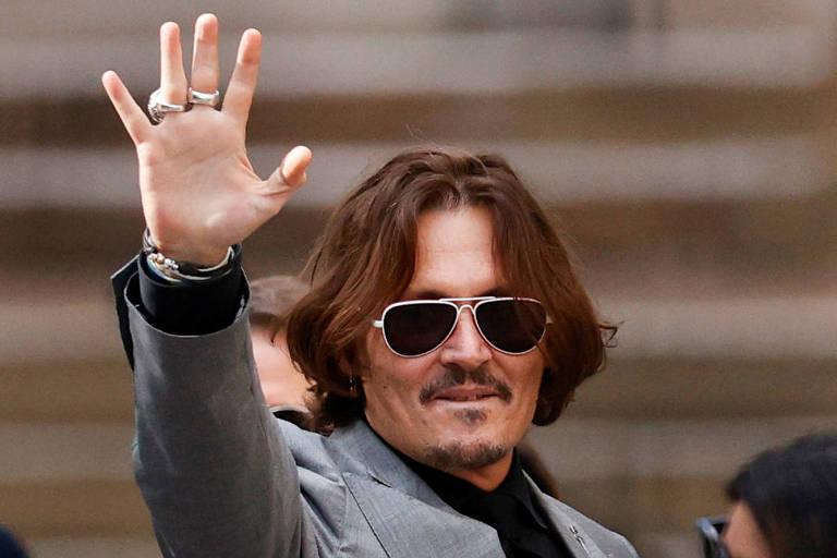 Johnny Depp afirma estar sofrendo boicote de Hollywood: 'Absurdo'