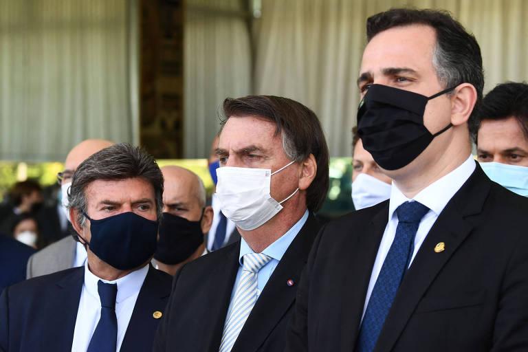 Pacheco afirma que política externa do Brasil falhou na pandemia e cobra mudanças