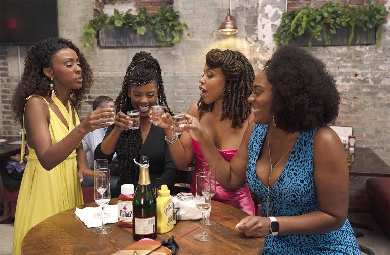 'Sistas' mostra mulheres negras em busca de amor: 'Representatividade importa'