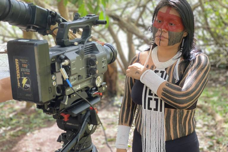 Falas da Terra - Maial Kayapo