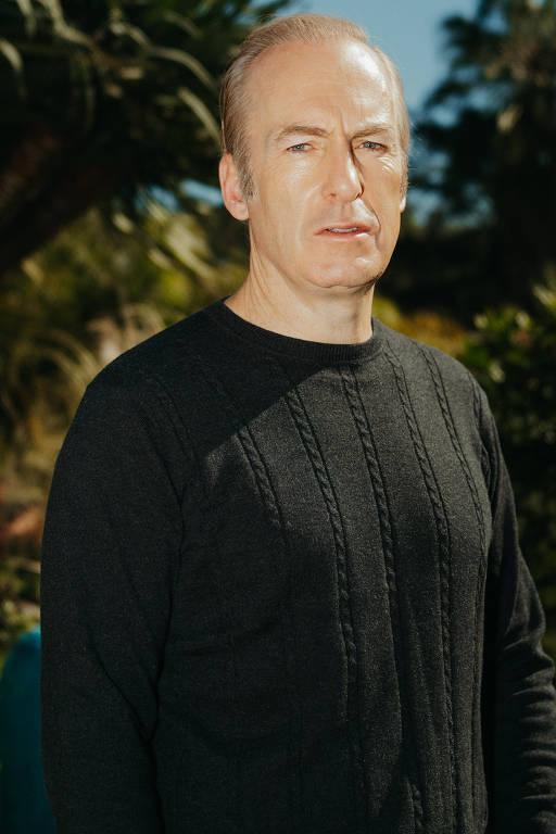 Imagens do ator Bob Odenkirk