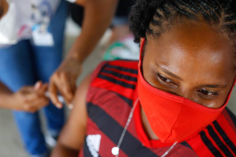 Quilombolas são vacinados em massa em Salvador