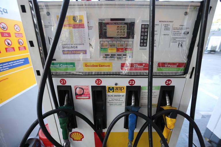 Gasolina passa dos R$ 6 na zona oeste de São Paulo