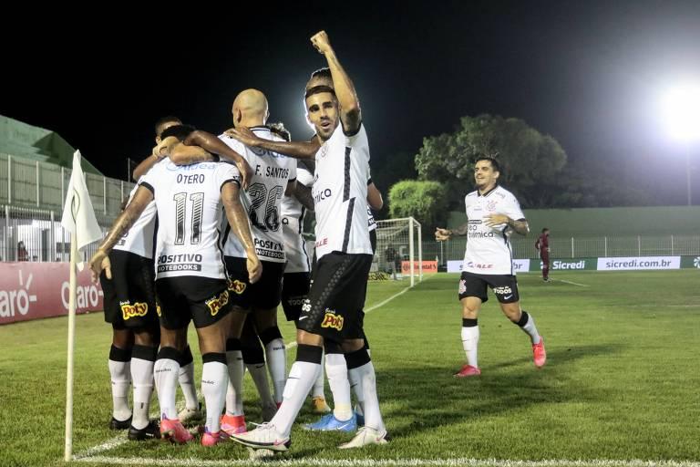 Corinthians passa sufoco, mas bate Retrô nos pênaltis e avança na Copa do Brasil