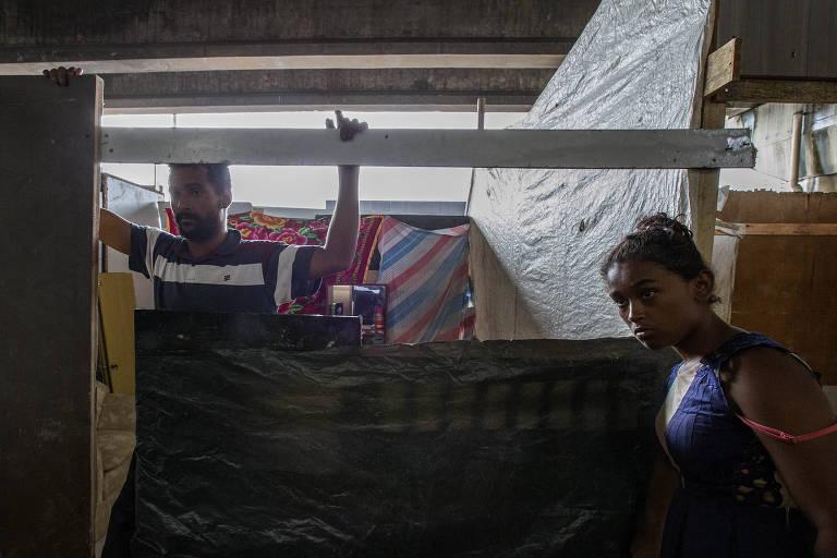 Desemprego, fome e falta de teto mudam a cara da São Paulo pandêmica