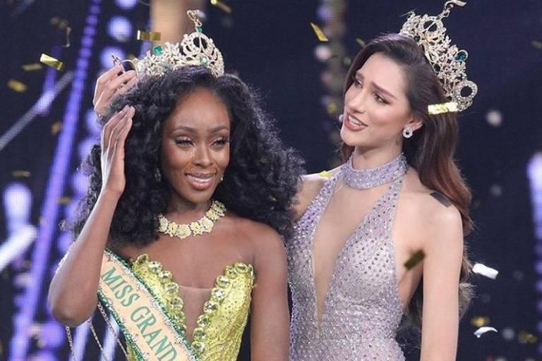 Abena Appiah vence o Miss Grand International 2020