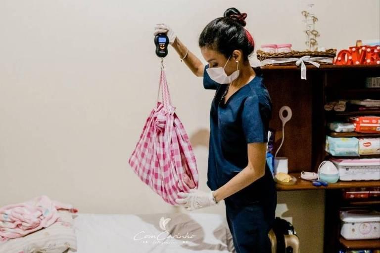 Pandemia prejudica pré-natal, e mães de Manaus relatam medo durante colapso